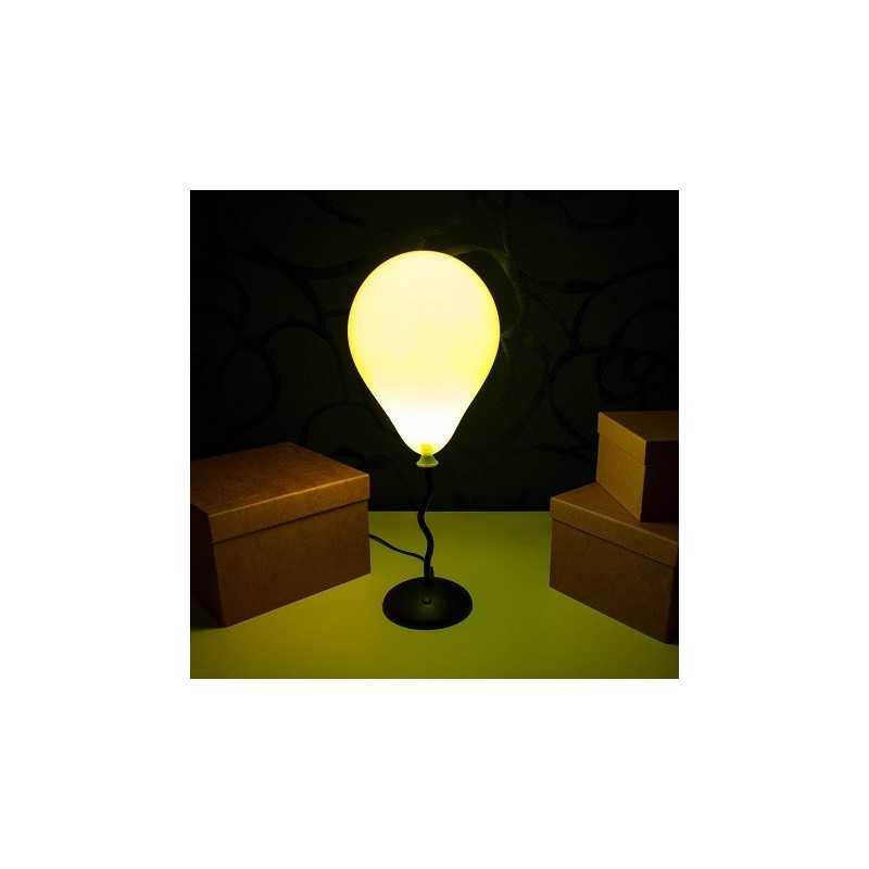 Lampe ballon multicolore usb