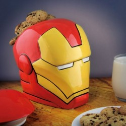 Bocal à cookies Iron Man