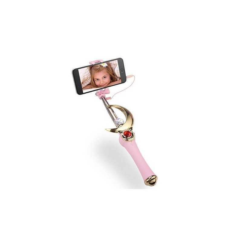Canne Télescopique Selfie Sailor Moon