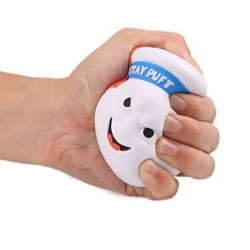 Balle Anti-Stress Ghostbusters Marshmallow