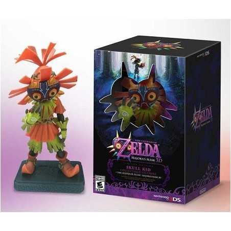 Figurine Zelda Majora's Mask Edition Limité