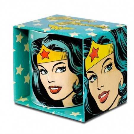 Mug Wonder Woman Vintage
