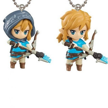 Porte-clés Nendoroid Zelda Breath Of Wild