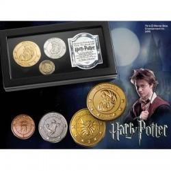 Pièces des Gobelins de Gringotts Harry Potter