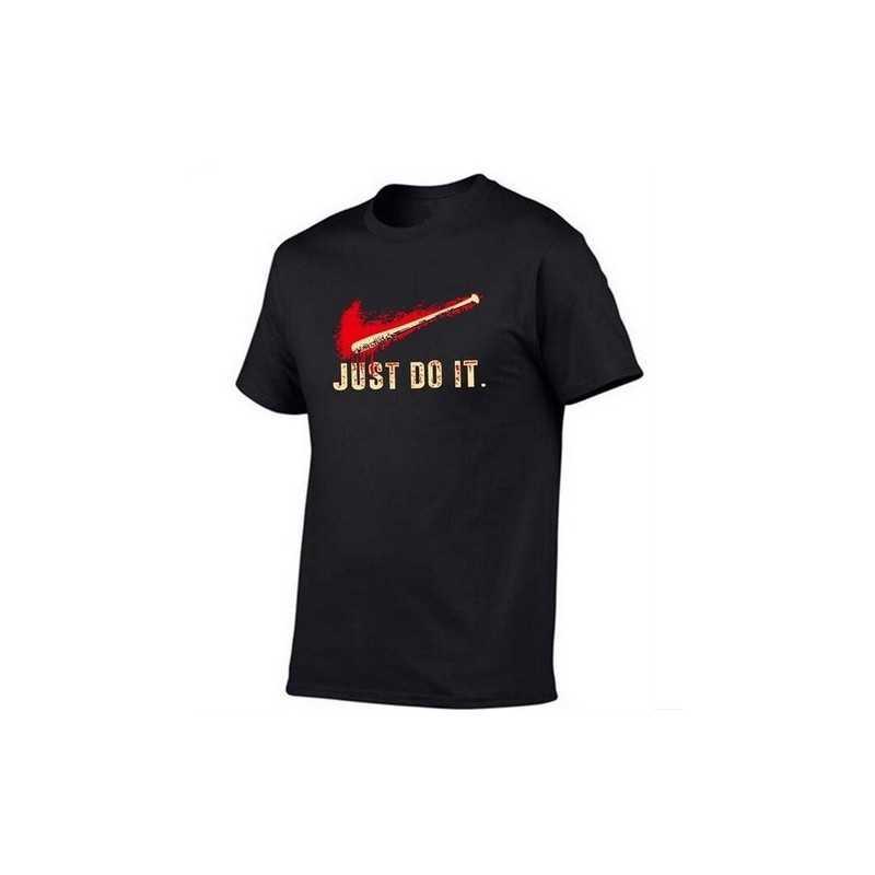 T-Shirt Walking Dead Negan just do it