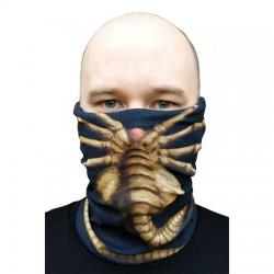 Écharpe Alien Facehugger