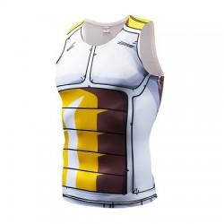 T-Shirt Vegeta Armure sans manches