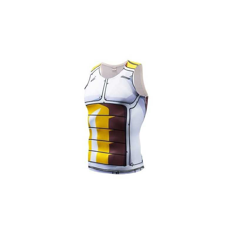 T-Shirt Vegeta Armure