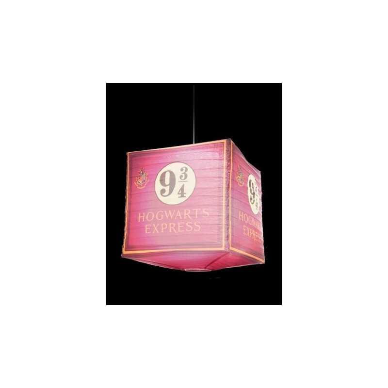 Abat jour japonais Harry Potter Hogwarts Express 9 3/4