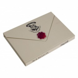 Carnet de Notes Harry Potter Lettre Poudlard