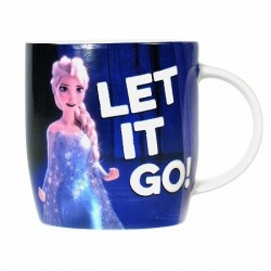 Mug Let It Go Frozen