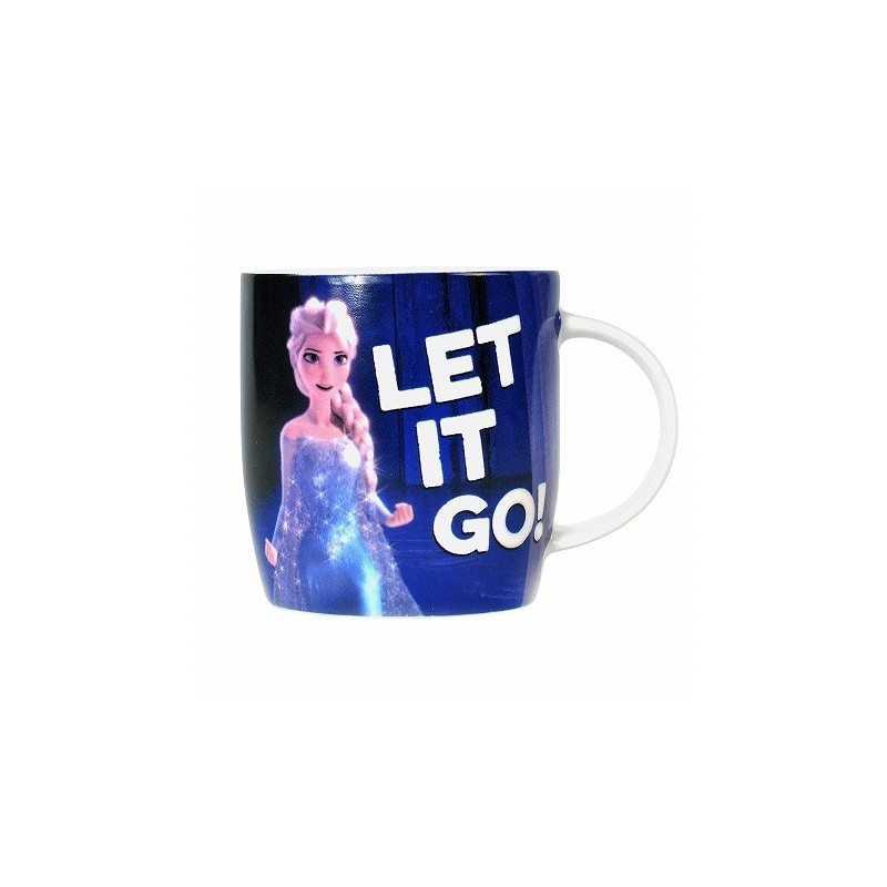 Mug Let It Go Frozen