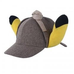 Casquette Oreilles Pikachu Detective