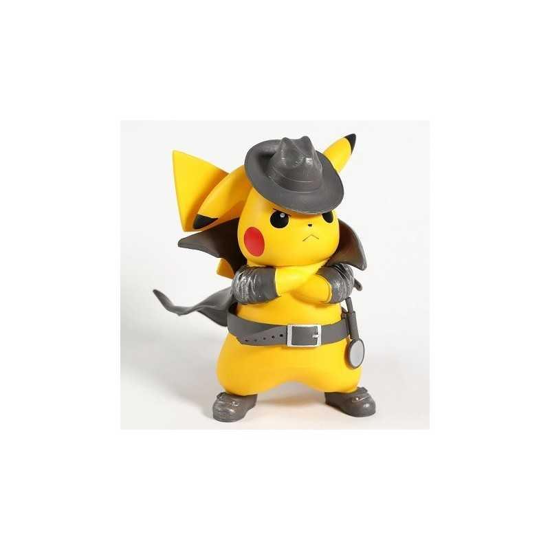 Figurine Pikachu Detective