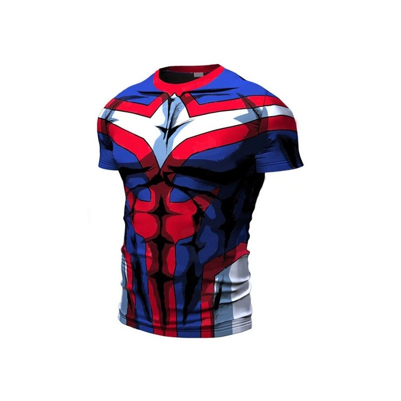 T-shirt All Might My Hero Academia