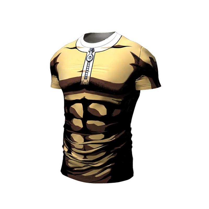 T-shirt One Punch Man Hero