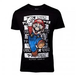 T-Shirt Mario Core Kanto
