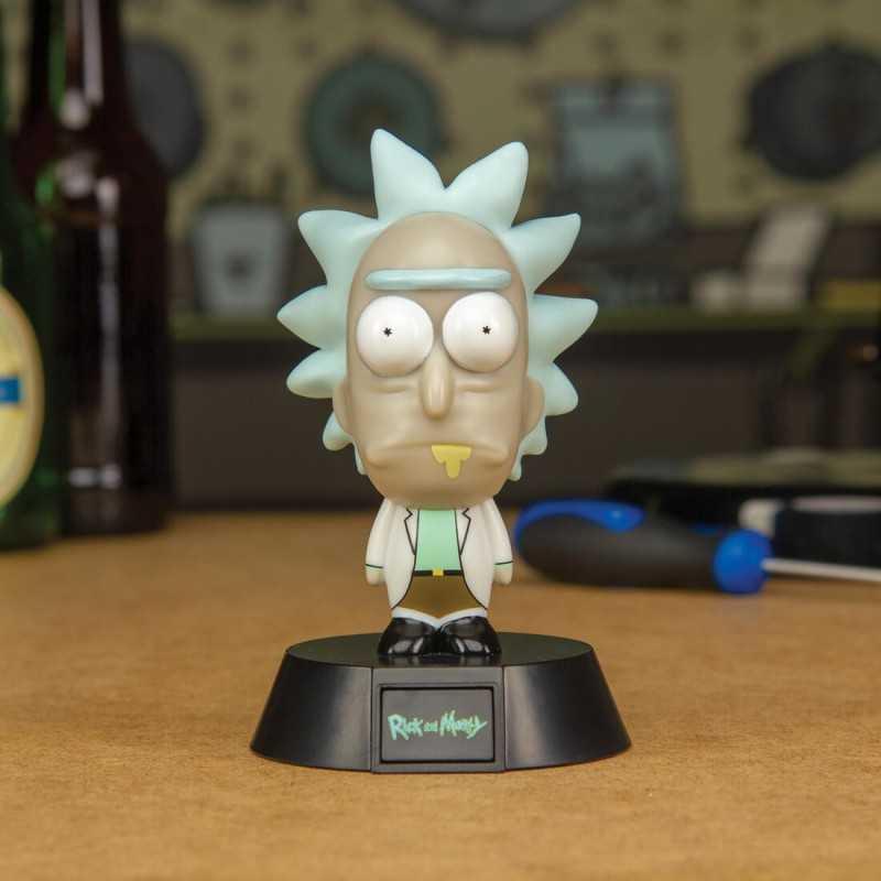 Lampe Rick Morty M. Meeseeks