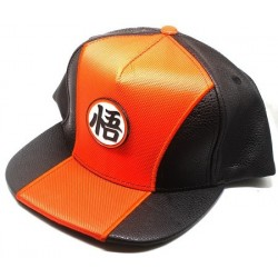 Casquette Simili cuir Dragon ball Z