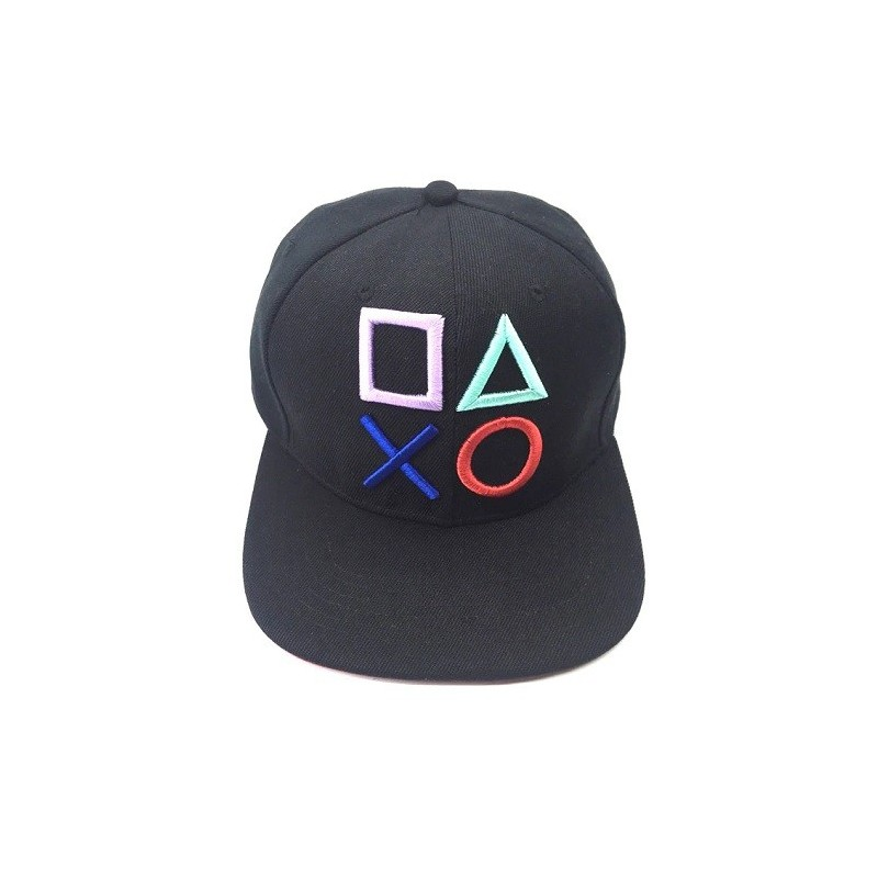 Casquette Playstation Boutons