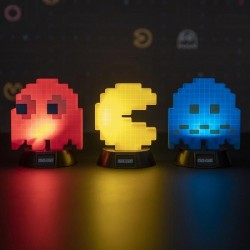 Lampe Icon Pac-Man