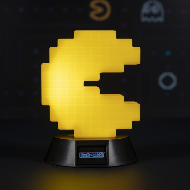 Lampe Icon Pac-Man