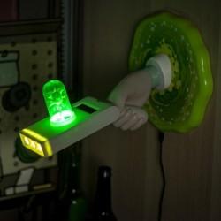 Lampe Rick Et Morty Portail Pistolet