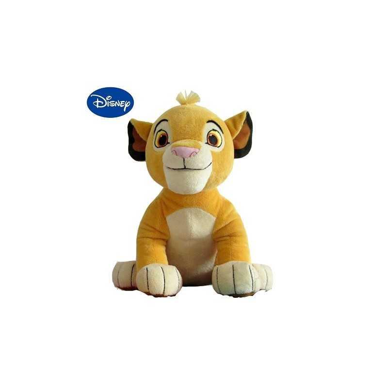 Peluche Simba Le Roi Lion