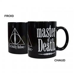Mug Changeable Harry Potter Les Reliques de La Mort