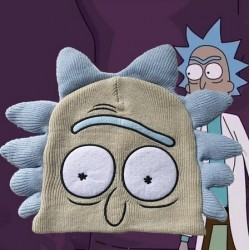 Bonnet Rick et Morty Version Sanchez